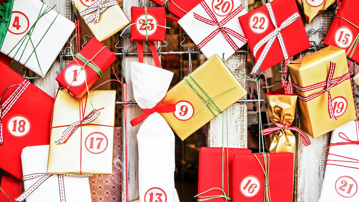 18 calendriers de l'avent qui clanchent ton vieux calendrier de chocolat cheap