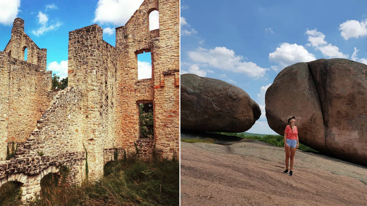 15 Surreal Places In Missouri You Won't Believe Really Exist