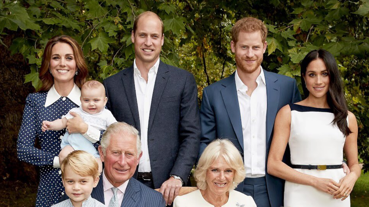 New Photos Of The Royal Family Prove That They're Happier Than Ever