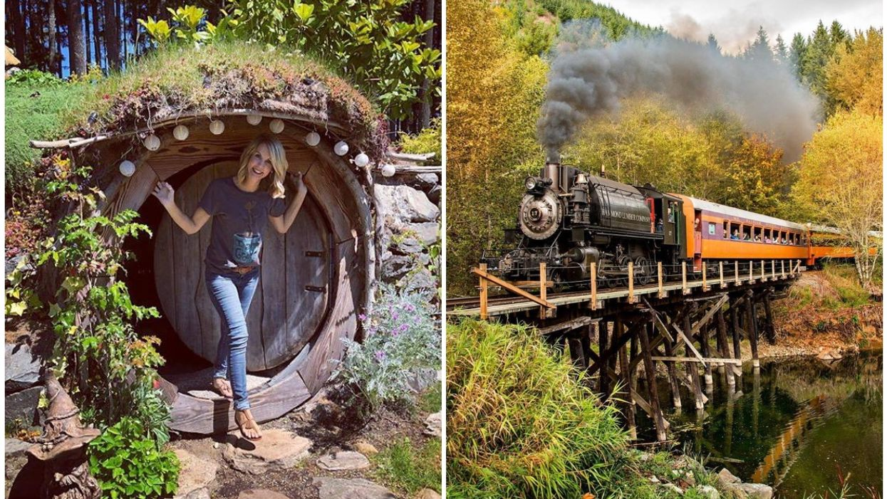 7 Places All Harry Potter Fans Must Visit In Washington State
