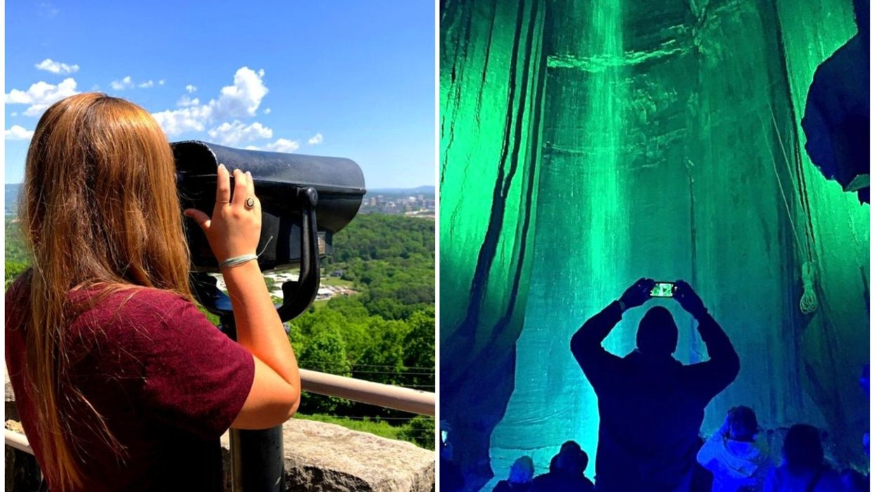 15 Secret Places To Take Your Girlfriend In Tennessee