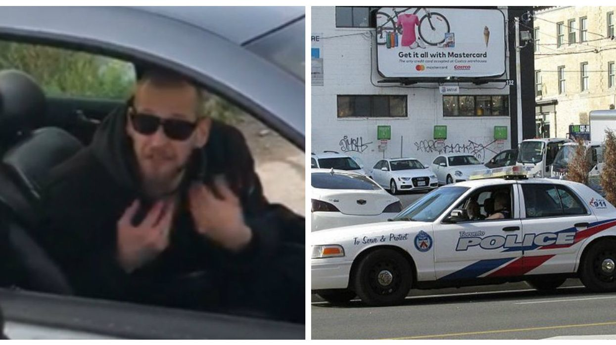 A Toronto Man Is Still On The Loose After Randomly Attacking People With Hammers, Knives, And His Car