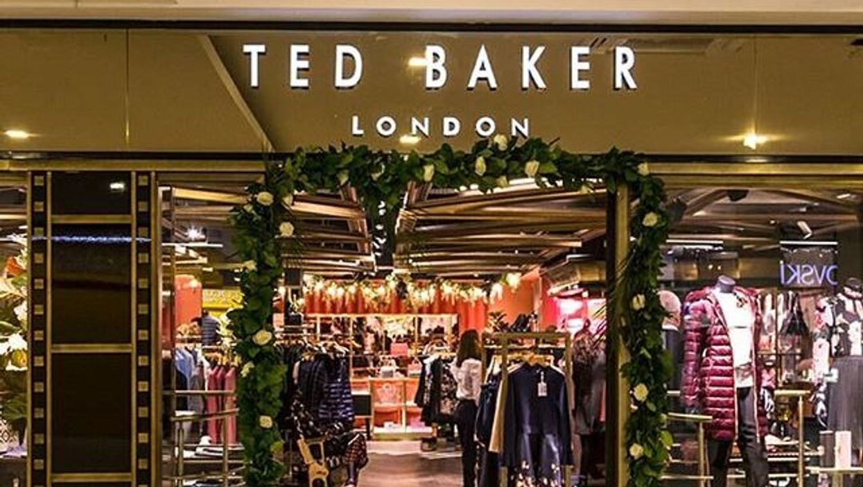 Toronto Will Be Having Canada's First-Ever Ted Baker Warehouse Sale This December