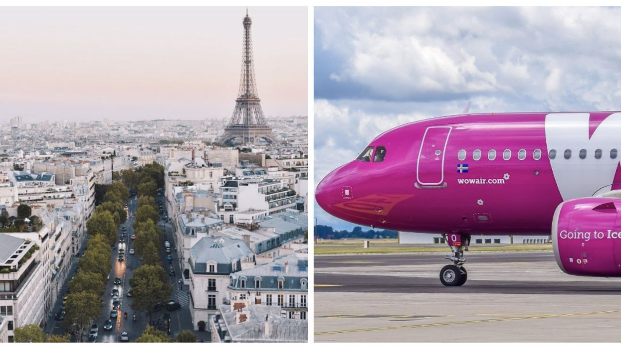 WOW Air Is Having A Massive Cyber Monday Sale And Roundtrip Flights To Europe And Iceland Start At $199