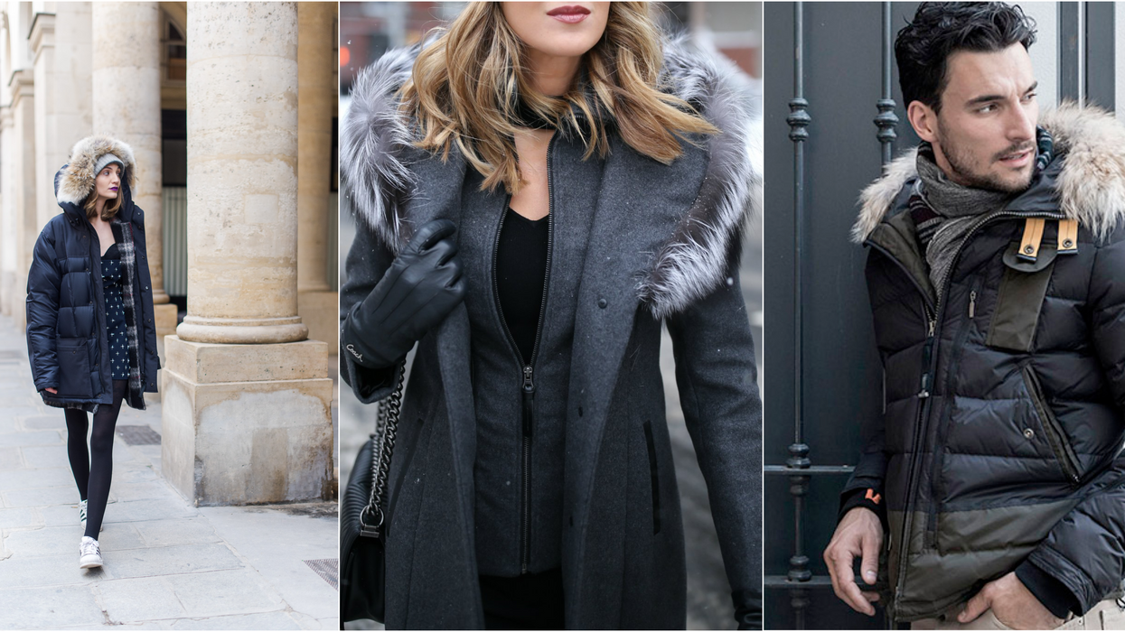 Toronto Is Having A Huge Sample Sale On Winter Jackets And Everything Will Be Up To 50% Off