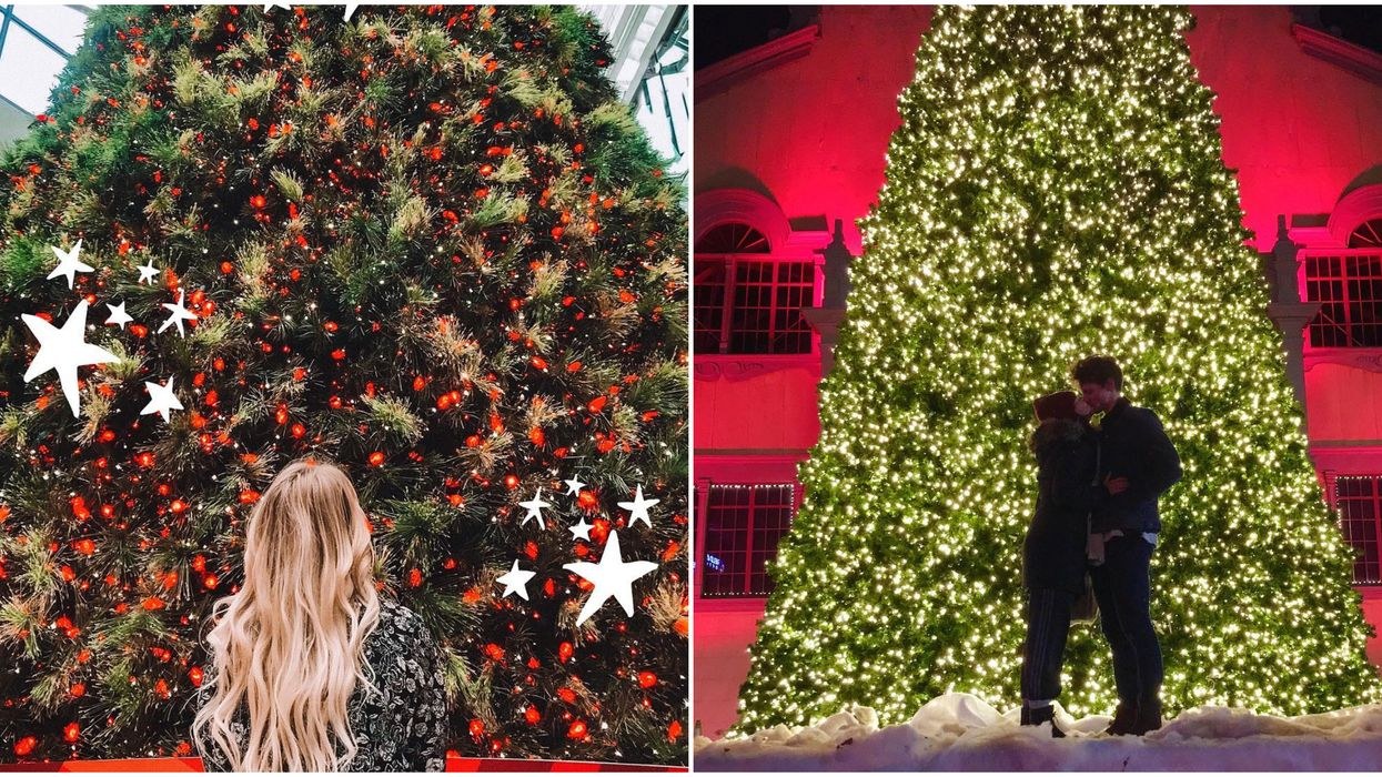 12 Magical Places In Ottawa To Go On A Date During The Holidays