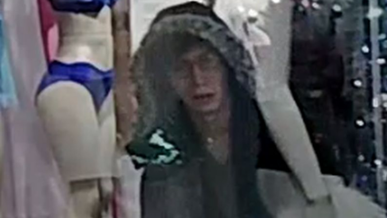 A Toronto Man Is Wanted By Police For Stealing Store Mannequins In Lingerie Three Different Times