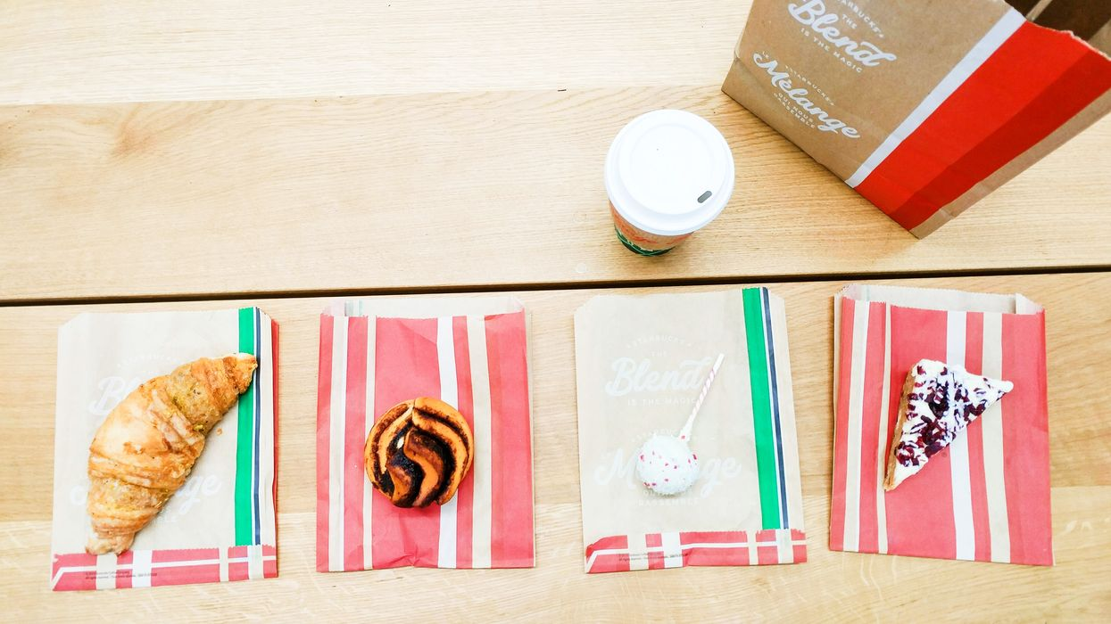 I Tried All Of Starbucks Canada's New Holiday Treats And Here Are The Clear Winners