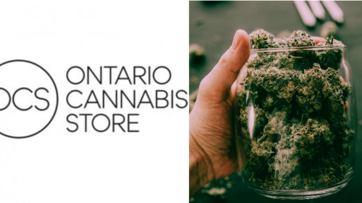 Ontarians Found Bugs In Their Legal Weed But OCS Isn't Recalling The Product Because They Aren't Dangerous