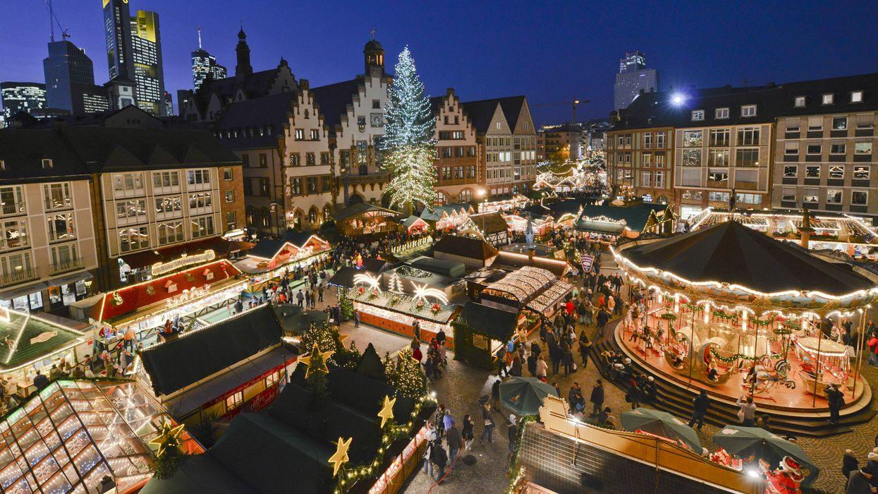 This Ontario Town Is Hosting A Huge German Christmas Market In December
