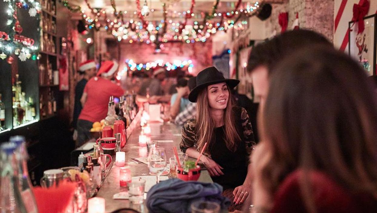 Christmas-Everything Pop-Up Bars Are Coming To These 75 U.S. Cities This Week And It Looks Crazy Festive