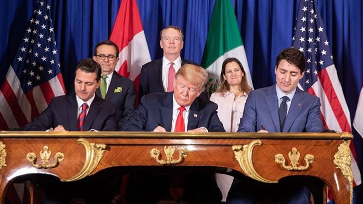 This Is What The New USMCA Trade Deal Means For Canadians