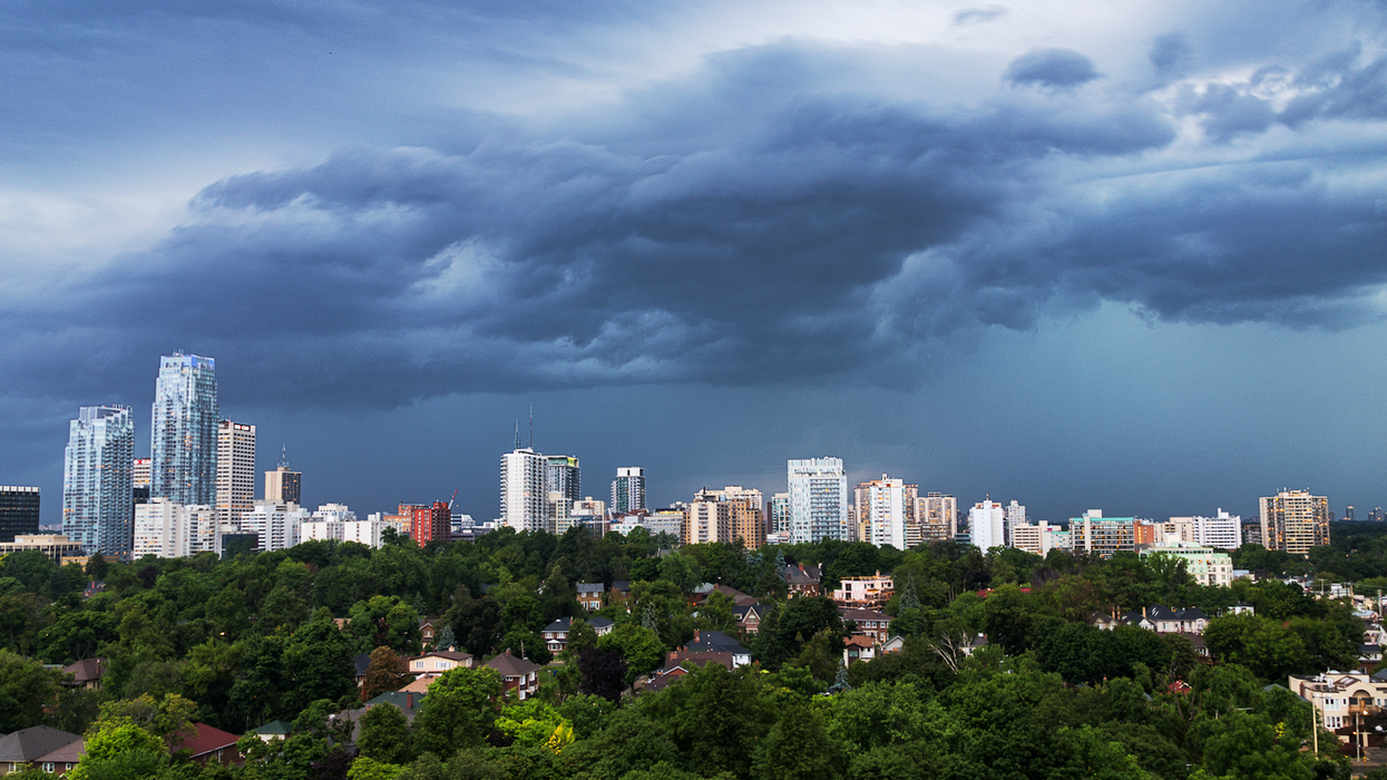 November Was Officially The Gloomiest Month Toronto Has Had In Years