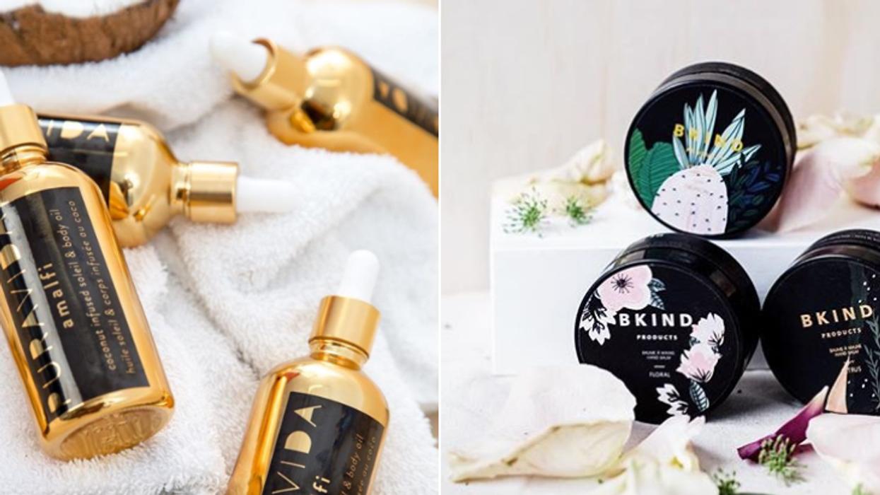 6 compagnies québécoises de produits de beauté pour chouchouter ta peau