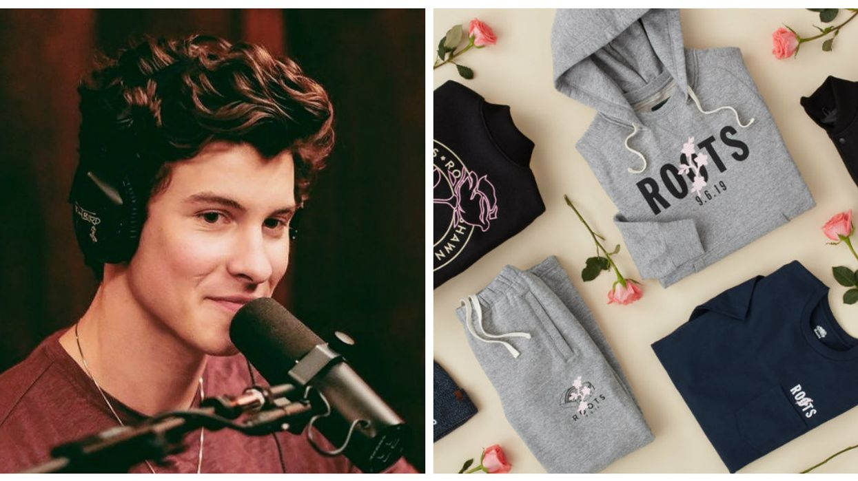 Shawn Mendes Is Opening A Pop-Up Shop In Toronto Today For His First-Ever Clothing Line