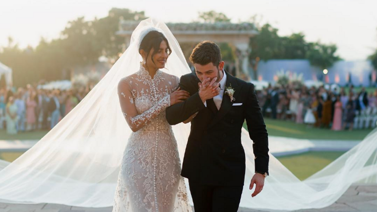 Nick Jonas And Priyanka Chopra's Wedding Video Is Finally Here And It Looks Like An Actual Fairytale