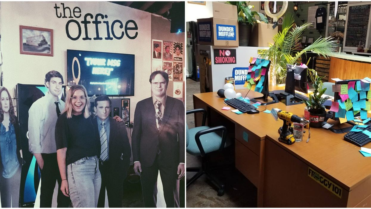 A 'The Office' Pop-Up Bar Exists And It's Actually Not That Far From Ontario