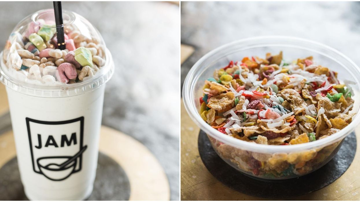 Ottawa Is Getting It's First-Ever Cereal Bar And It Looks Amazing
