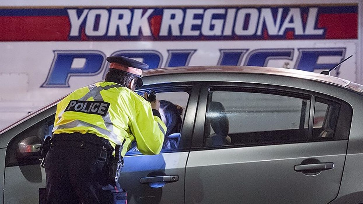 Ontario Police Are Now Posting The Names Of Impaired Drivers Online In Order To Publicly Shame Them