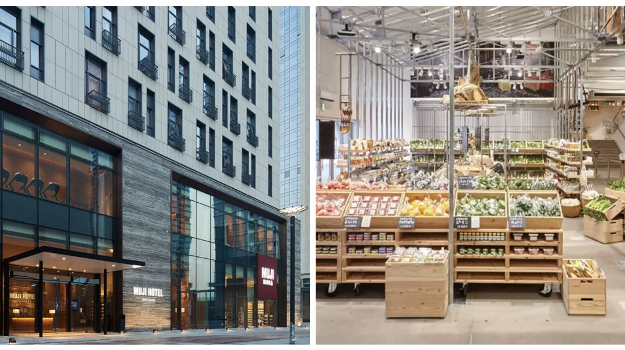 MUJI Grocery Stores, Restaurants And Hotels Are Coming To Canada