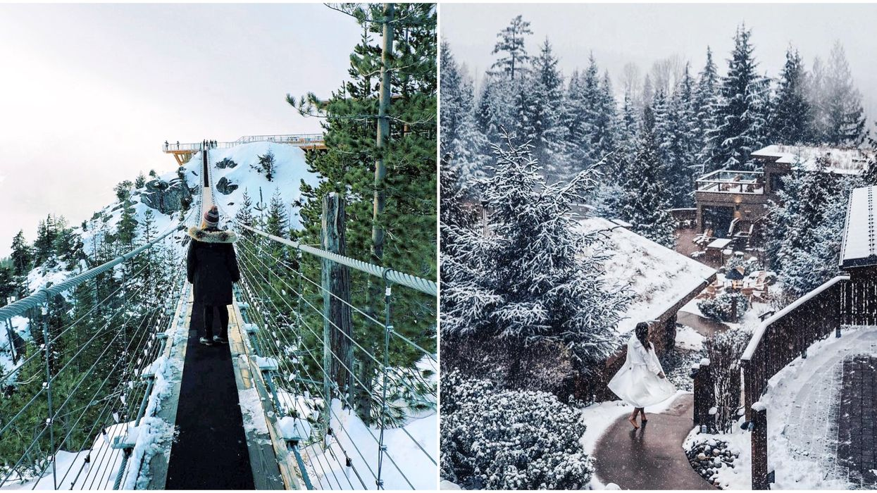 18 Spontaneous Day Trips From Vancouver You Need To Go On This Winter