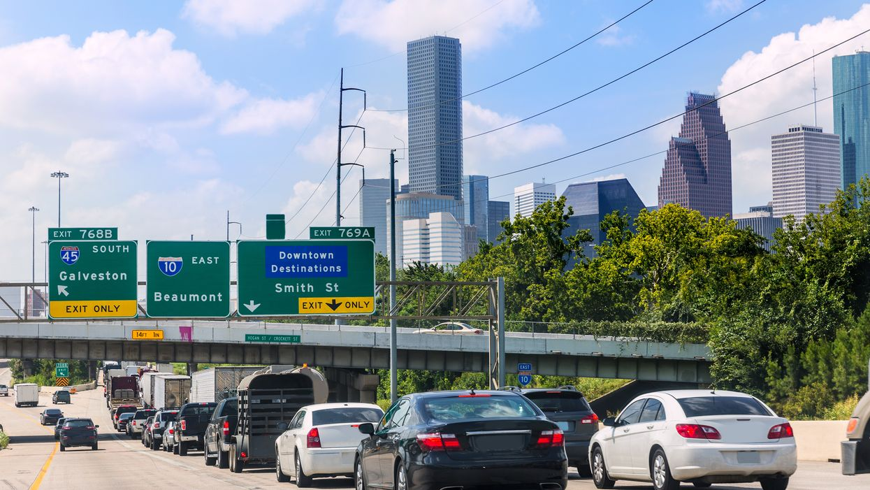 Houstonians Now Spend Almost $175,00 Dollars Commuting And That's The Second Highest In The Entire Country