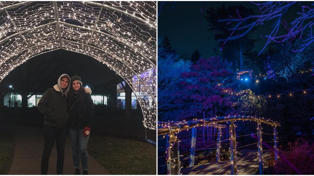 11 Magical Places In Hamilton To Go On A Date During The Holidays