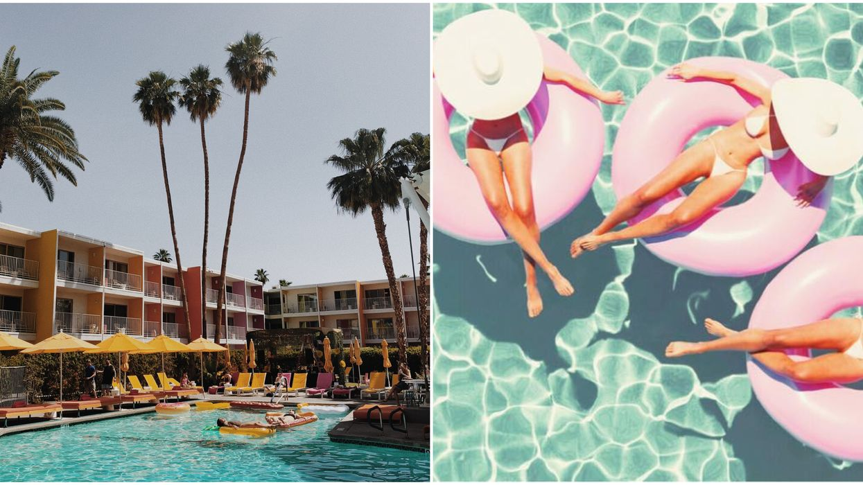 You Can Fly From Edmonton To Palm Springs For $198 Round Trip
