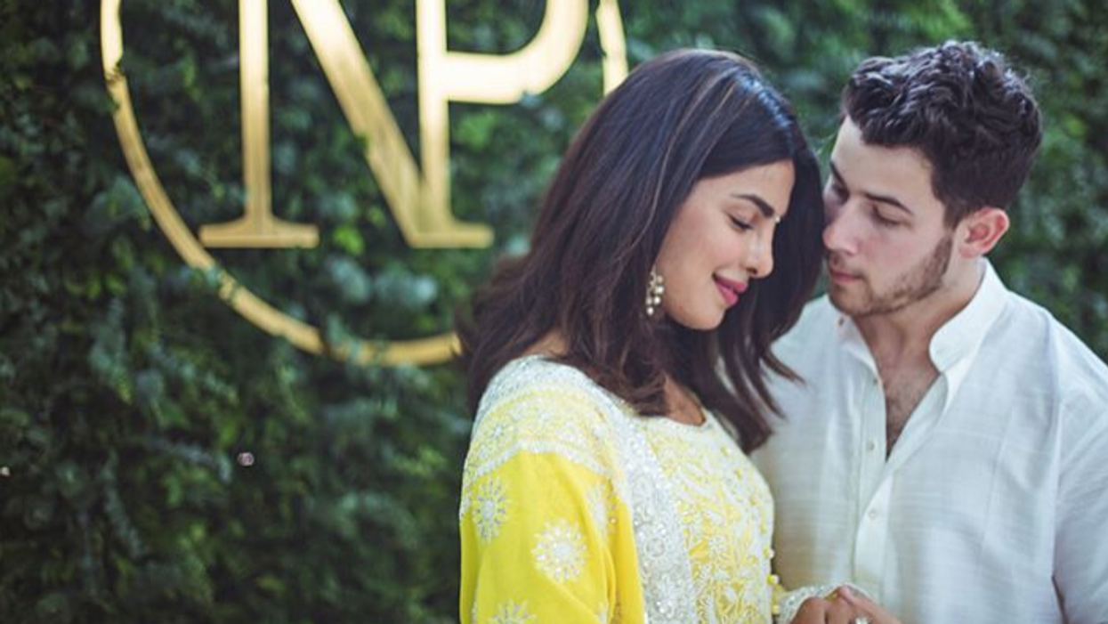Priyanka Chopra Just Posted A New Photo With Husband Nick Jonas And People Are So Mad Over It