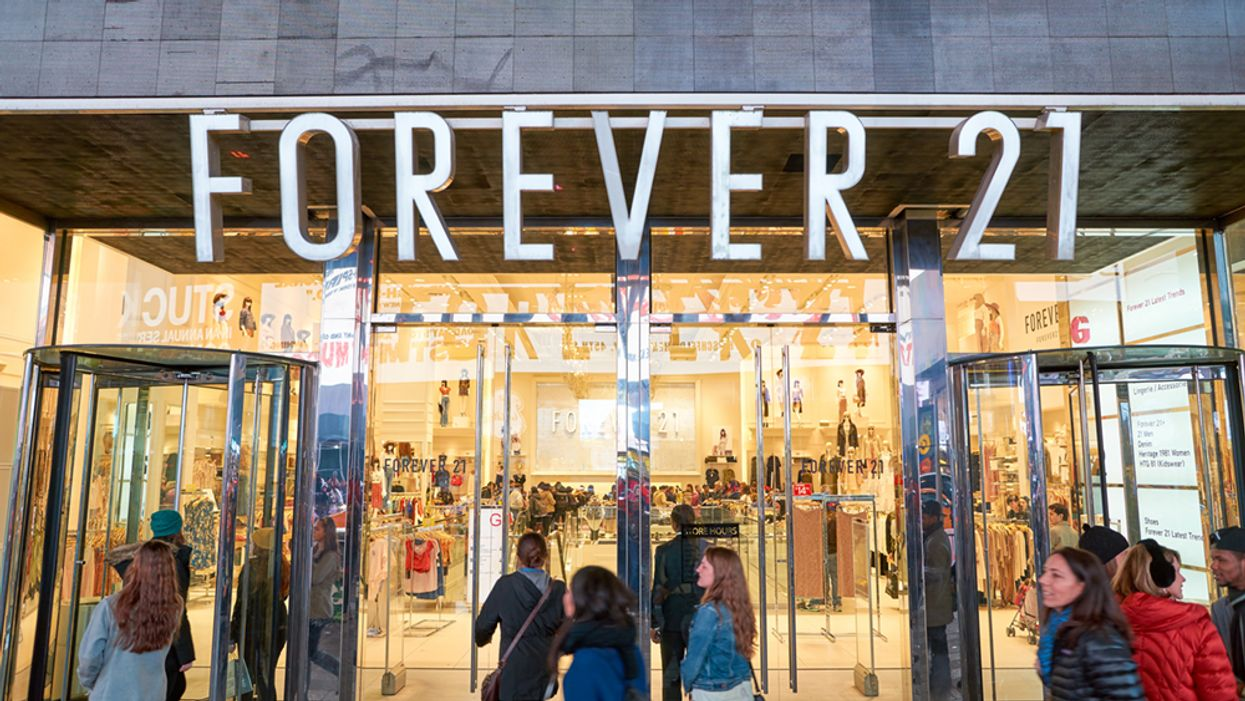 Forever 21 Is Having A Massive 50% Off Winter Sale In Canada Right Now