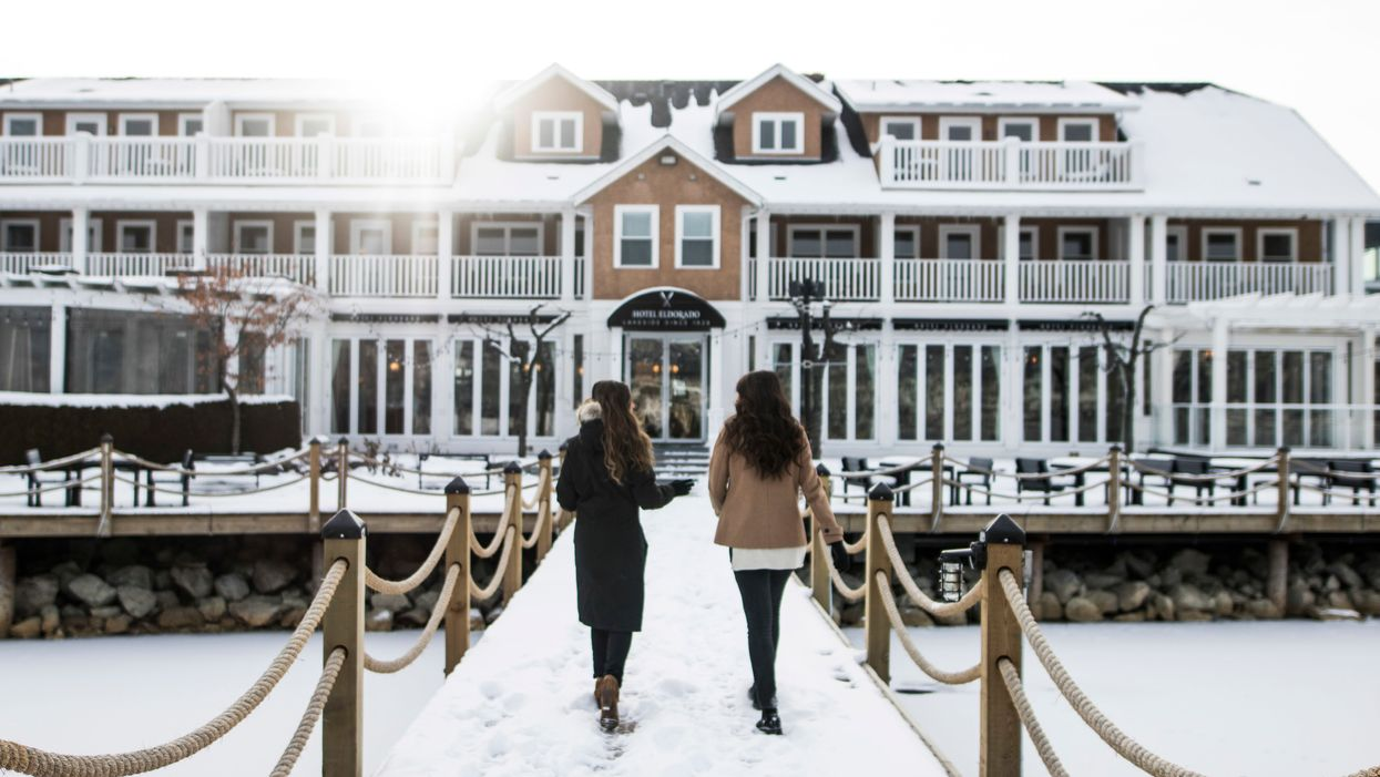 6 Things You And Your BFF Will Love About A Winter Getaway To Kelowna
