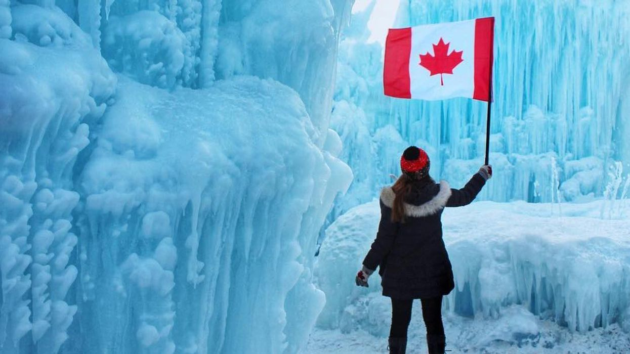 9 Spots In Canada That Look Absolutely Magical During The Wintertime