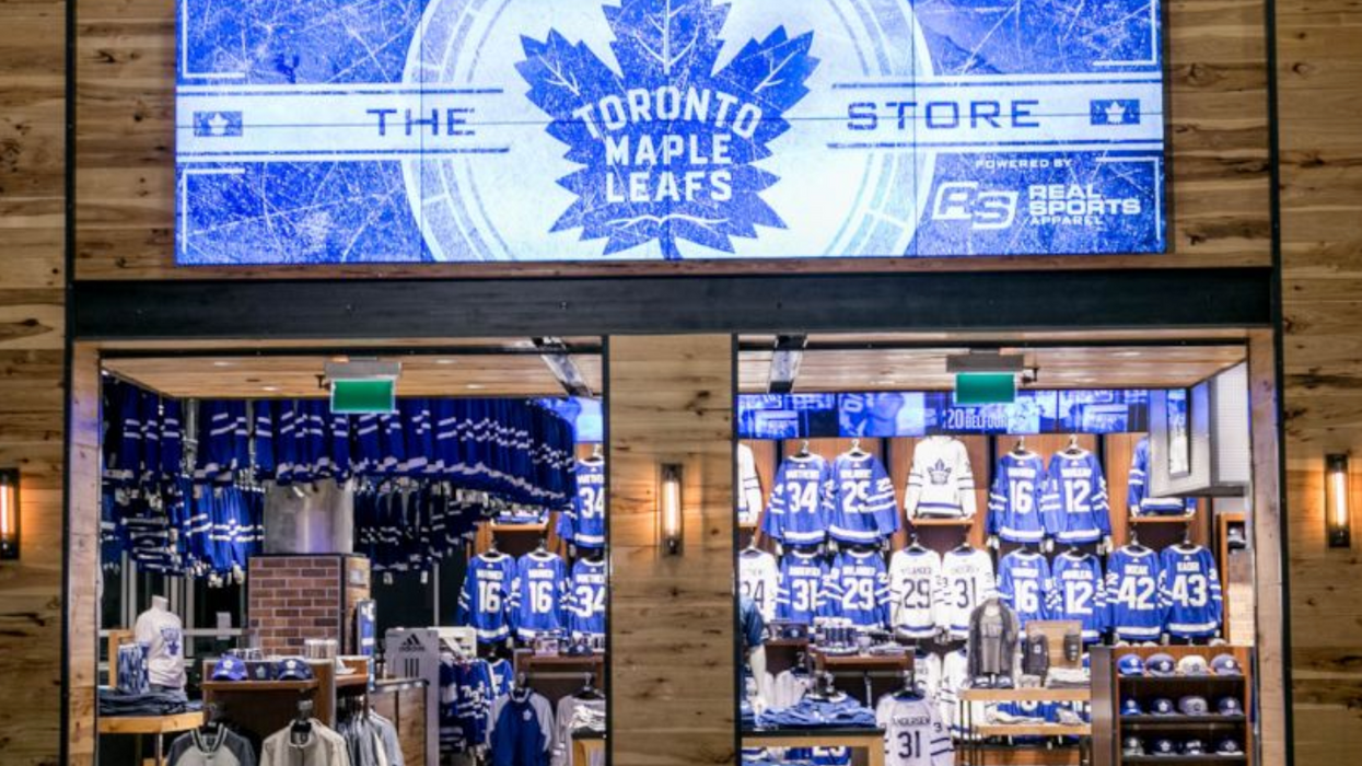 Toronto Maple Leafs Merch Is Getting Pulled From Shelves After Cultural Appropriation Backlash