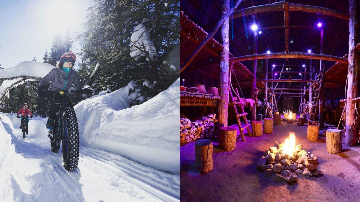 20 choses originales à faire à Québec & environs cet hiver
