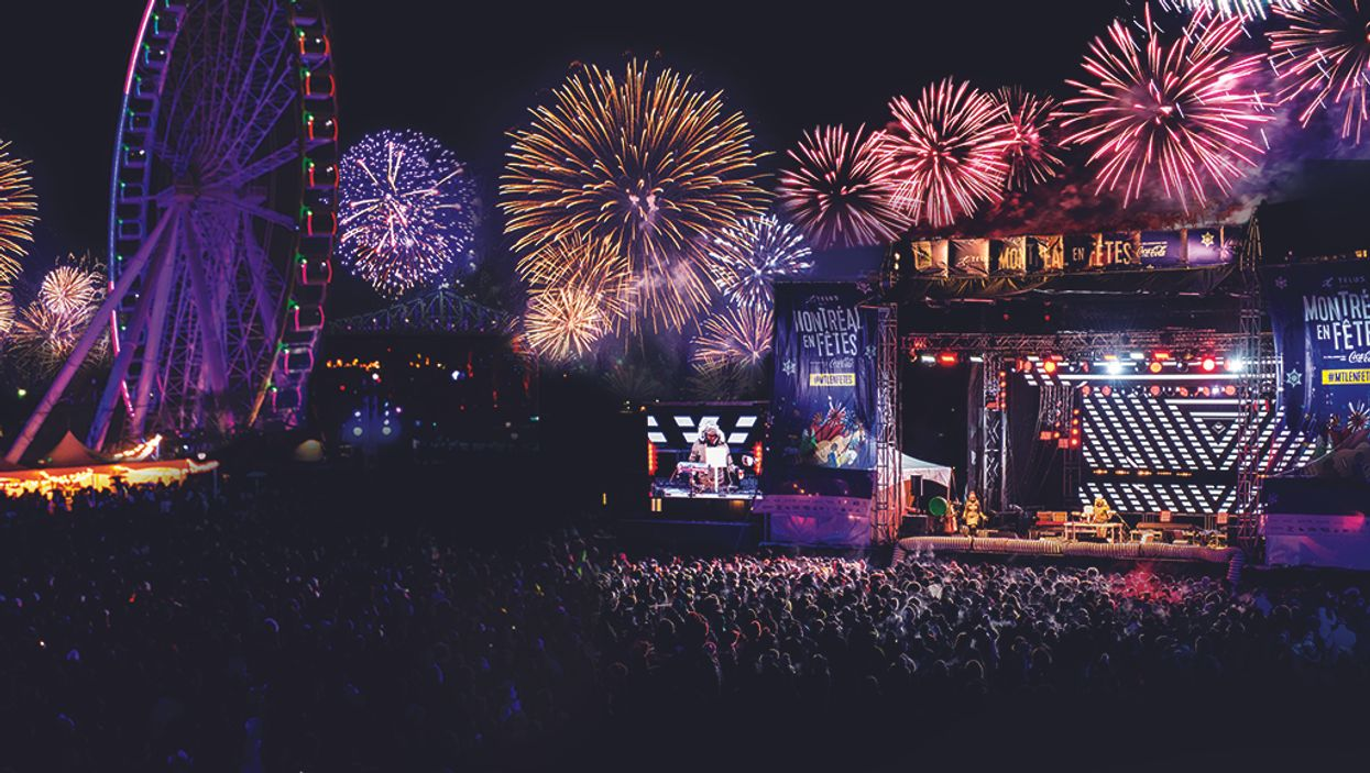 There's A Massive NYE Party In Montreal's Old Port And It's Actually Free