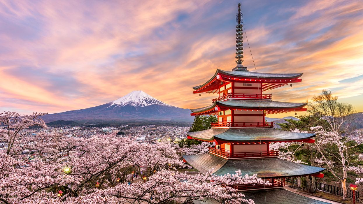 This Company Will Pay You To Travel To Japan, Iceland And Portugal And Take Photos