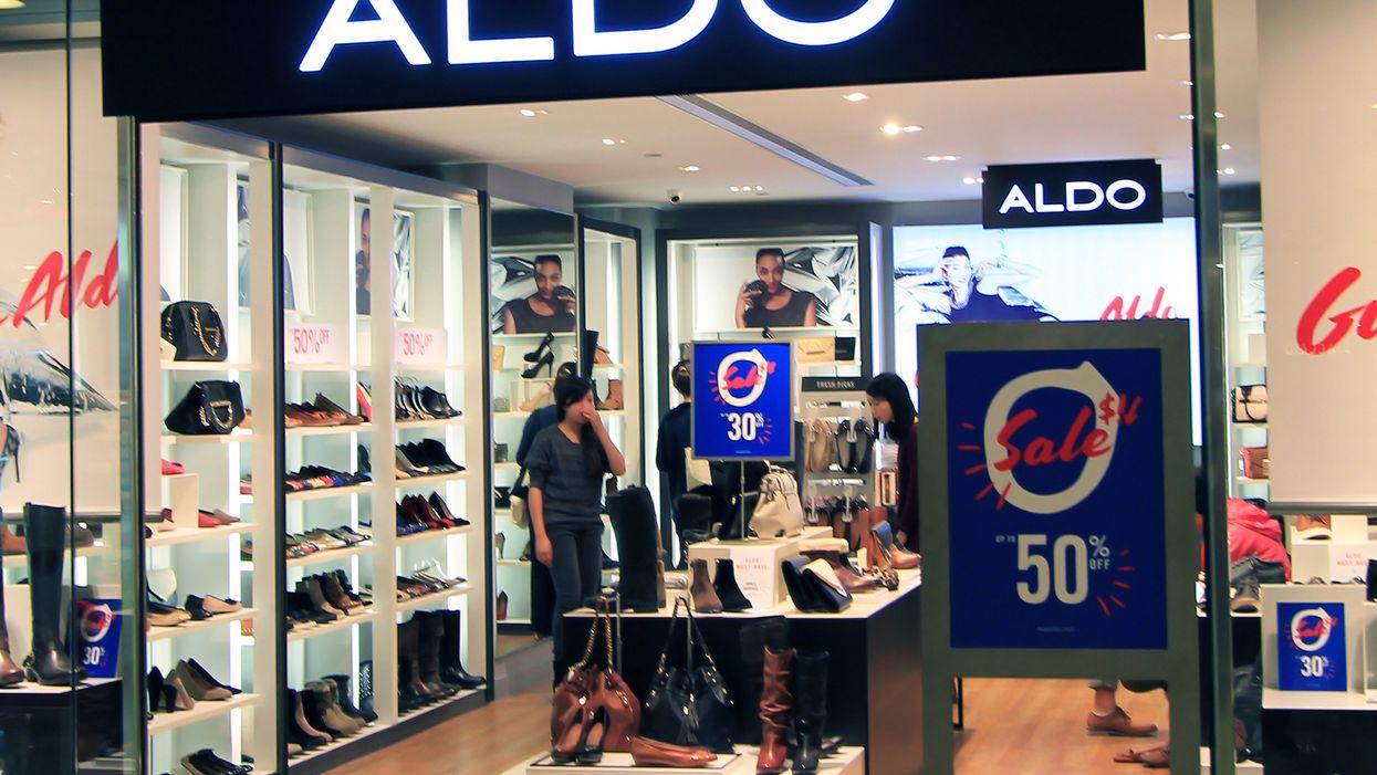 Aldo Is Having A Massive 50% Off Sale Right Now