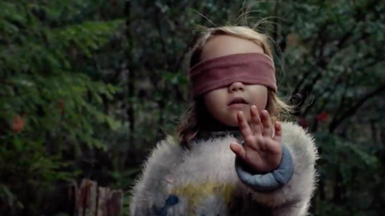 The Creators Of 'Bird Box' Revealed What The Monsters Look Like And It's Not What You'd Think