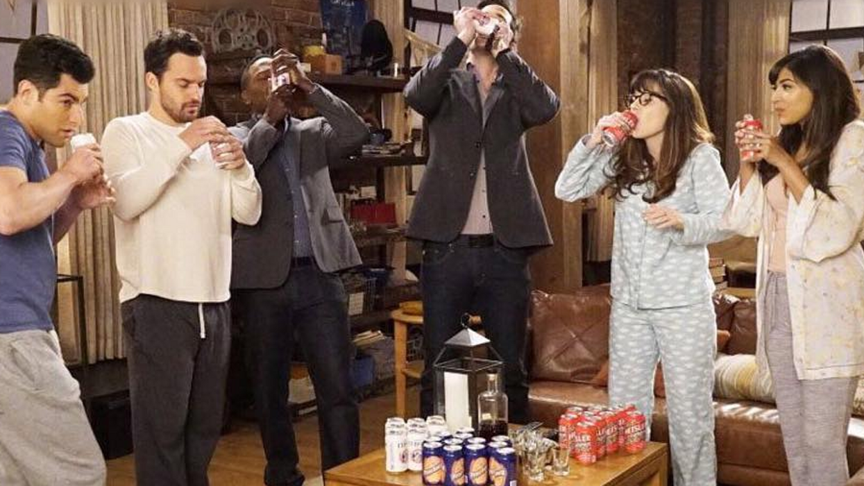 Every Season Of New Girl Has Officially Been Taken Off Netflix Canada Because Apparently Nothing Is Sacred