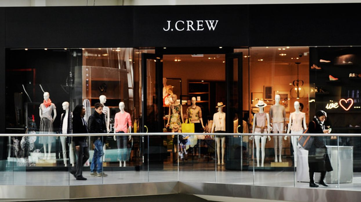 J. Crew Stores Are Quietly Shutting Down Across Canada And This Toronto Location Is Next To Go