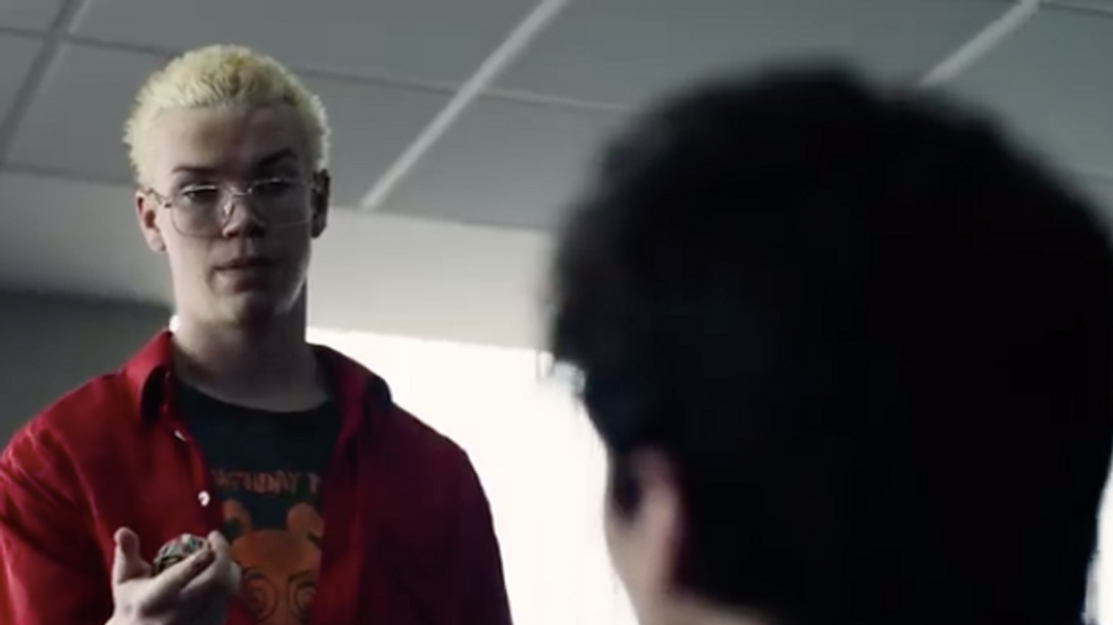 This 'Bandersnatch' Actor Is Taking A Break From Social Media And It's Probably Because Of The Fangirls