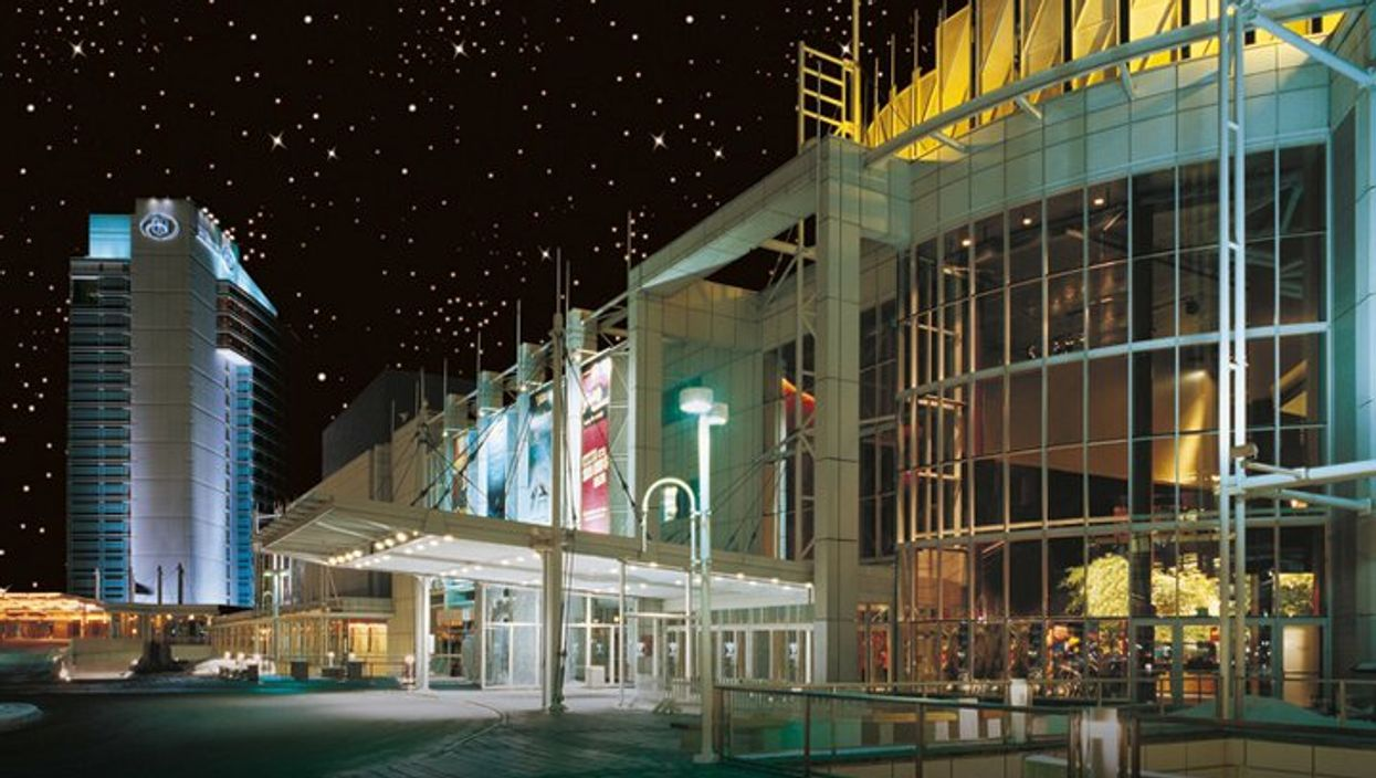 The Casino du Lac-Leamy Is Hosting A Massive Vegas Theme Party This January and February
