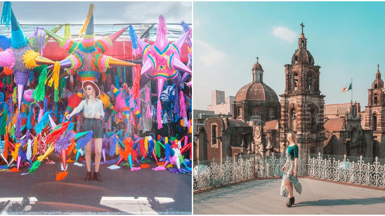 You Can Fly From Montreal To Mexico City For Just $319 Round-Trip