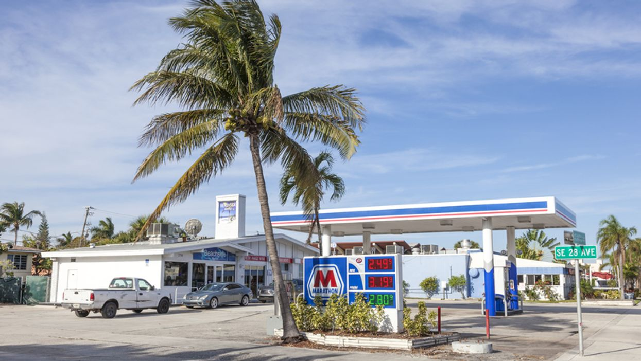Florida's Gas Prices Just Dropped Dramatically And People Are Thanking Trump