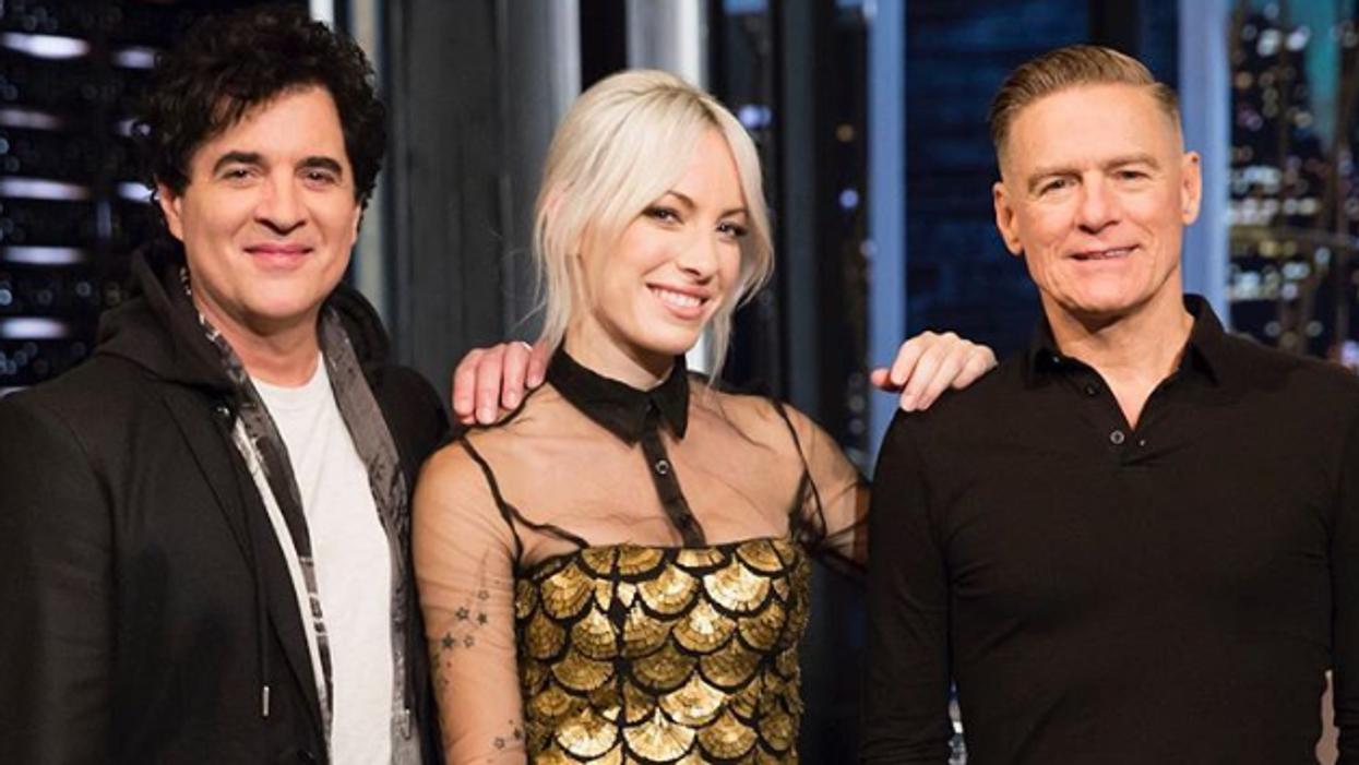 Ces 4 Québécois vont participer à la nouvelle émission « The Launch » avec Marie-Mai