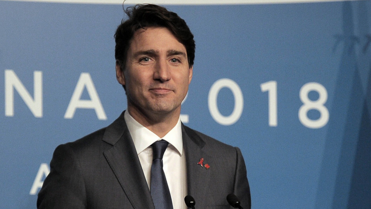 Canadians Made A Facebook Protest Group About Justin Trudeau And It's Full Of Death Threats