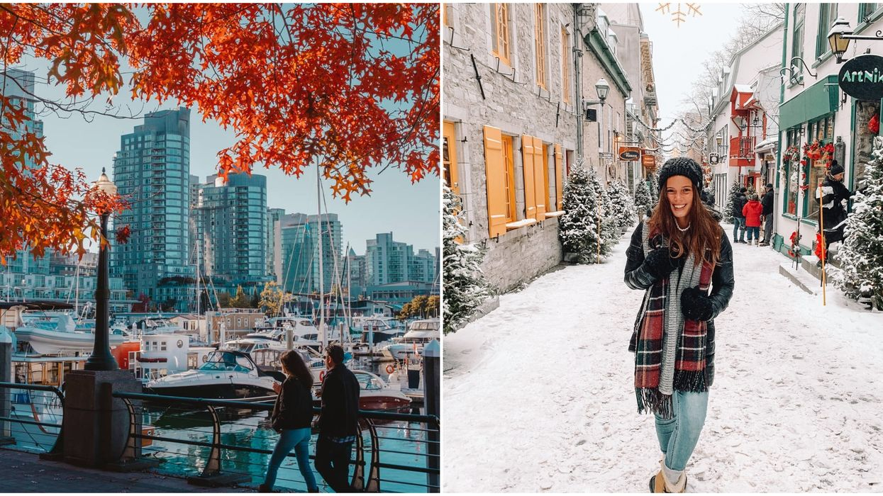 These 10 Cities Were Just Ranked The Most Welcoming In Canada