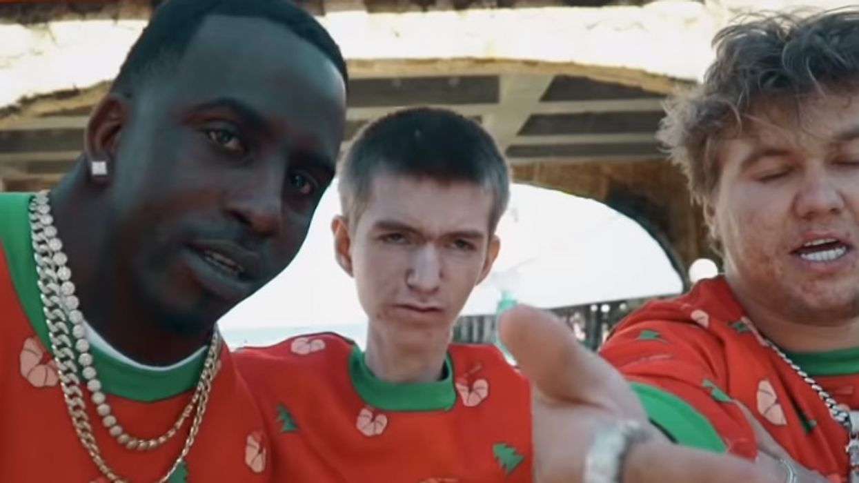 Florida Convict With Famous Wide Neck Already Got Over 1 Million Views On His New Rap Video
