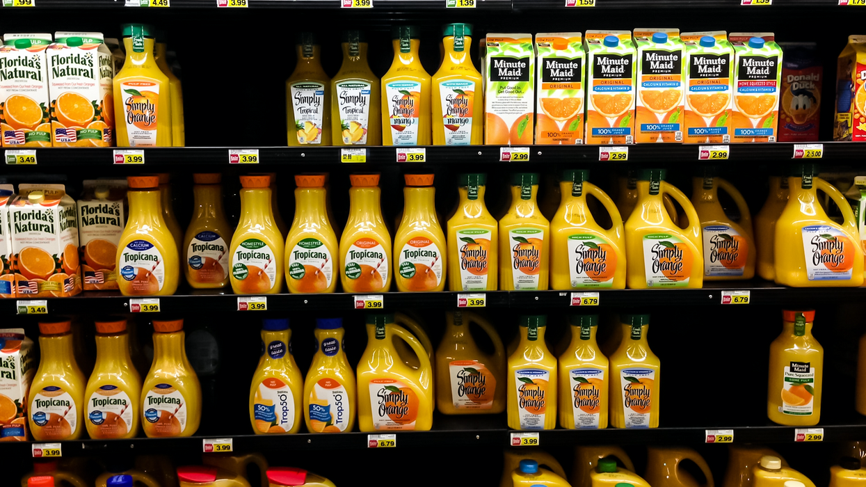Many Canadians Are Actually Thrilled That Fruit Juice Is Getting Axed From Canada's Food Guide