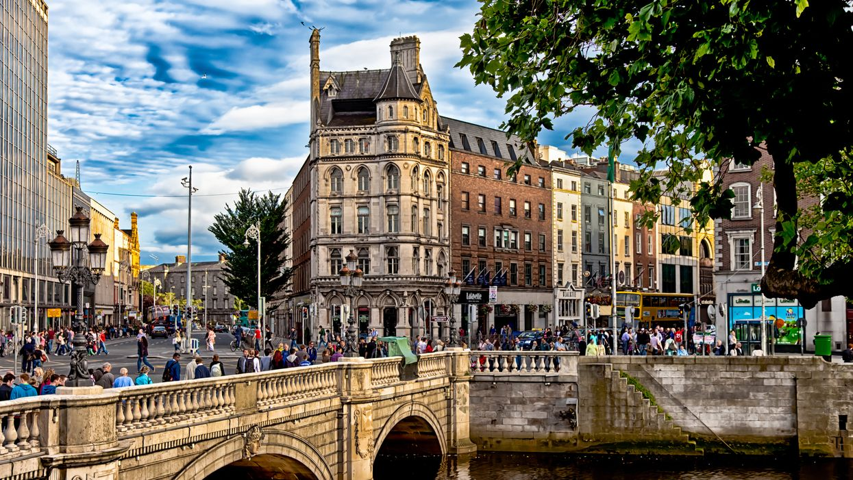 You Can Fly Ontario To Dublin For Just $473 Round Trip